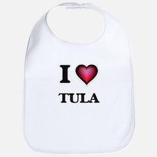 I love Tula Samoa Bib