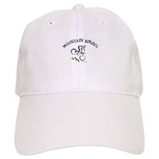 MOUNTAIN BIKING Baseball Cap