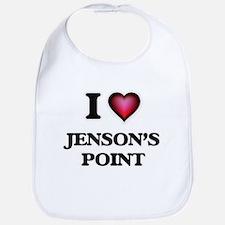 I love Jenson'S Point Texas Bib