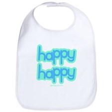 Happy Happy Joy Joy (happy) Bib