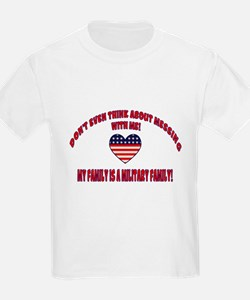 Don't even think about messin T-Shirt