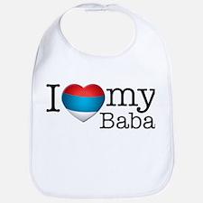 Cute Serbian Bib