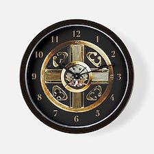 Cute Serbia Wall Clock
