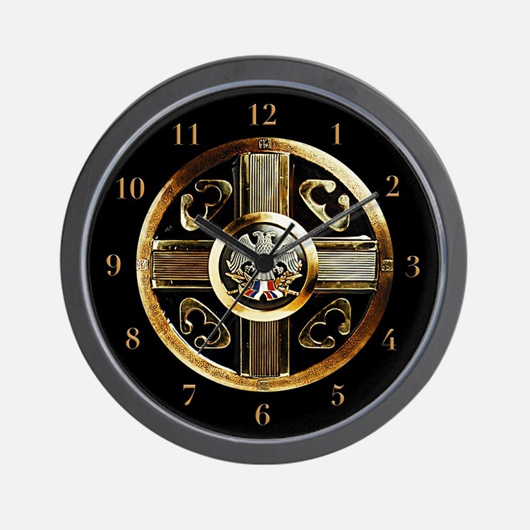 Cute Serbia Wall Clock