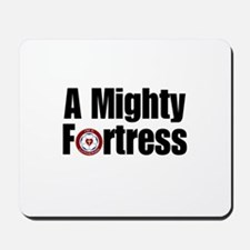 A Mighty Fortress Mousepad