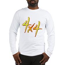 4x4 Fire Long Sleeve T-Shirt