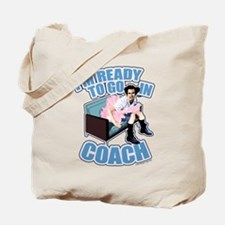 Ready to Go in Coach Tote Bag