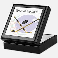 Tools of the trade Keepsake Box