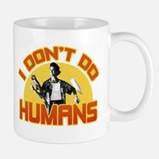 Ace Ventura Don't Do Humans Mug