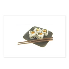 Sushi Out! Postcards (Package of 8)