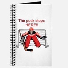 The puck stops Here!! Journal