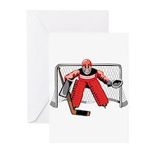 Goalie Greeting Cards (Pk of 10)