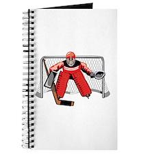 Goalie Journal