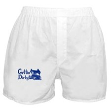 Gettin Dirty - 2 Boxer Shorts