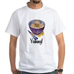 Yummy Dumpling White T-Shirt