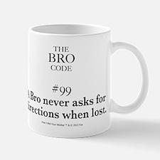 Bro Code #99 Mugs