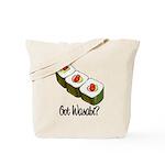 Got Wasabi? Tote Bag