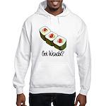 Got Wasabi? Hooded Sweatshirt