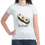 Got Wasabi? Jr. Ringer T-Shirt
