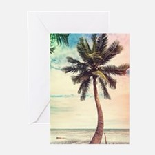 Palm Tree Greeting Cards (Pk of 20)