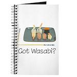 Got Wasabi? Journal
