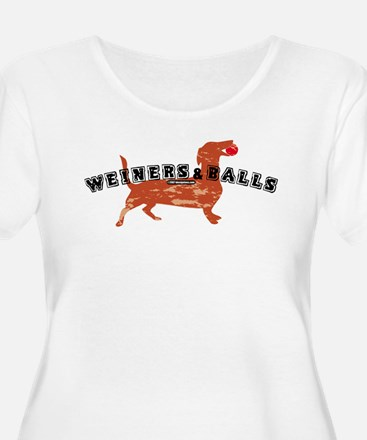 Weiners and Balls T-Shirt
