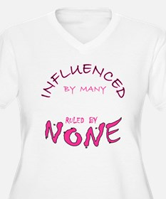 INFLUENCED BY MANY T-Shirt