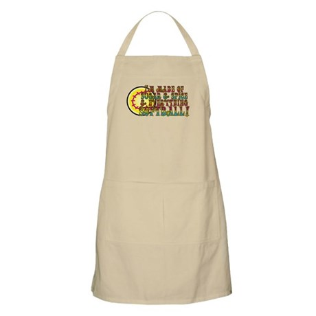 Sugar,Spice & Softball BBQ Apron