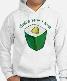 That's How I Roll Sushi Hoodie