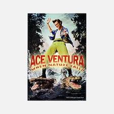 Ace Ventura When Nature Calls Rectangle Magnet