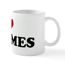 I Love RESUMES Mug