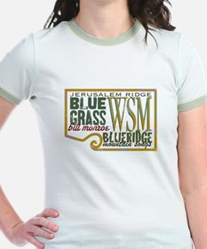Jr. Ringer grass T-Shirt