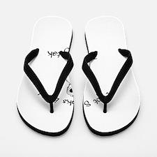 Stakback Flip Flops