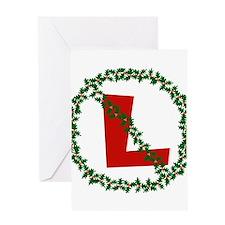 No-L (Noel) Greeting Card