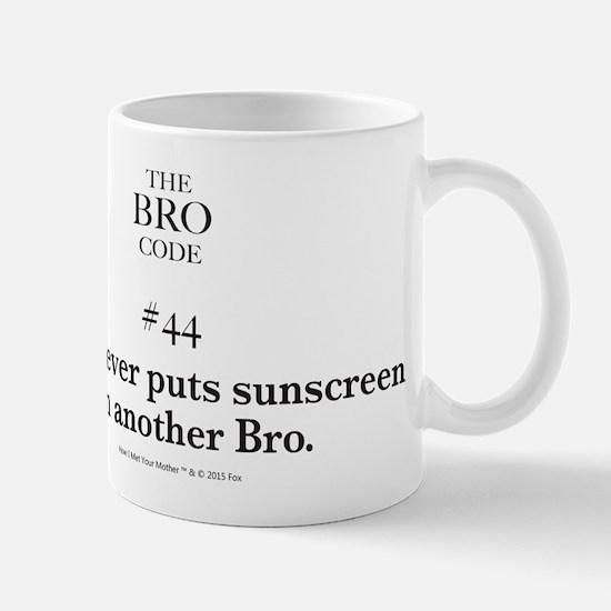 Bro Code #44 Mugs