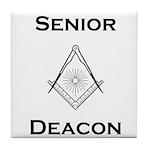 Senior Deacon Tile Coaster