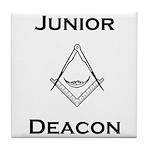 Junior Deacon Tile Coaster