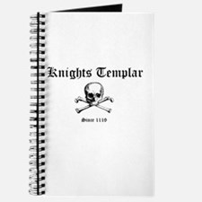 Knights Templar Skull & Bones Journal
