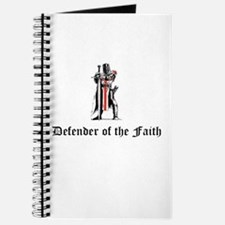 Defender of the Faith Journal
