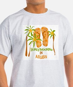 Honeymoon Aruba T-Shirt