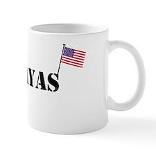 IYAAYAS Ammo Patriotic Mug