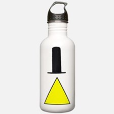 Unique Gravity falls Sports Water Bottle