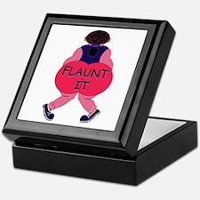 Flaunt It! Keepsake Box