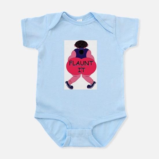 Flaunt It! Infant Creeper
