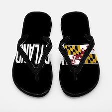 Maryland: Marylander Flag & Maryland Flip Flops