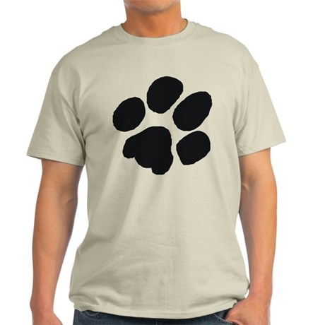 Pawprint Light T-Shirt