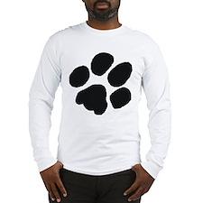 Pawprint Long Sleeve T-Shirt