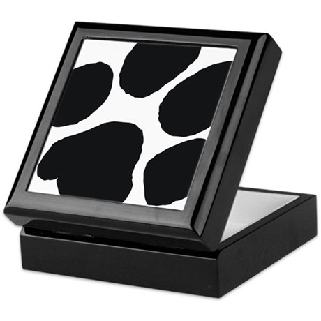 Pawprint Keepsake Box