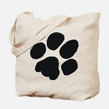 Pawprint Tote Bag