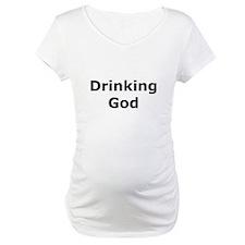Drinking God Shirt